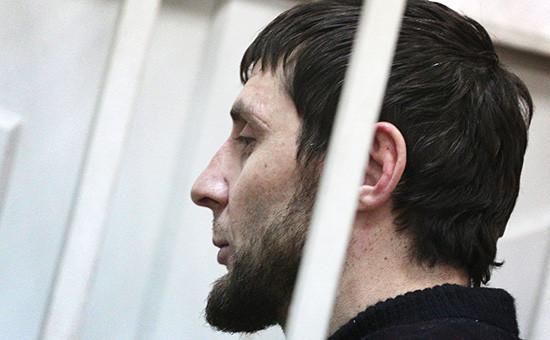 Заур Дадаев, подозреваемый в убийстве политика Б.Немцова