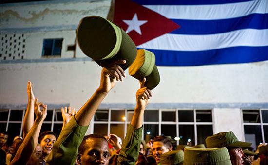 Празднования Дня независимости Кубы