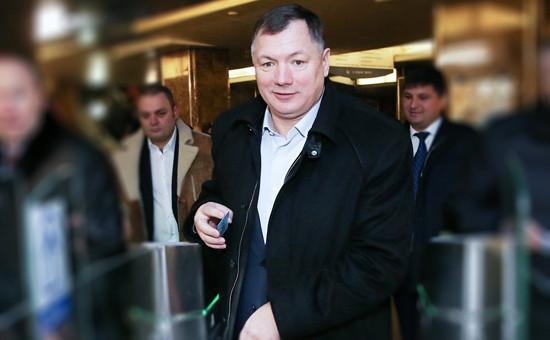 Вице-мэр Москвы по вопросам градостроительной политики и строительства Марат Хуснуллин