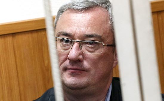 Экс-глава Республики Коми Вячеслав Гайзер в Басманном суде