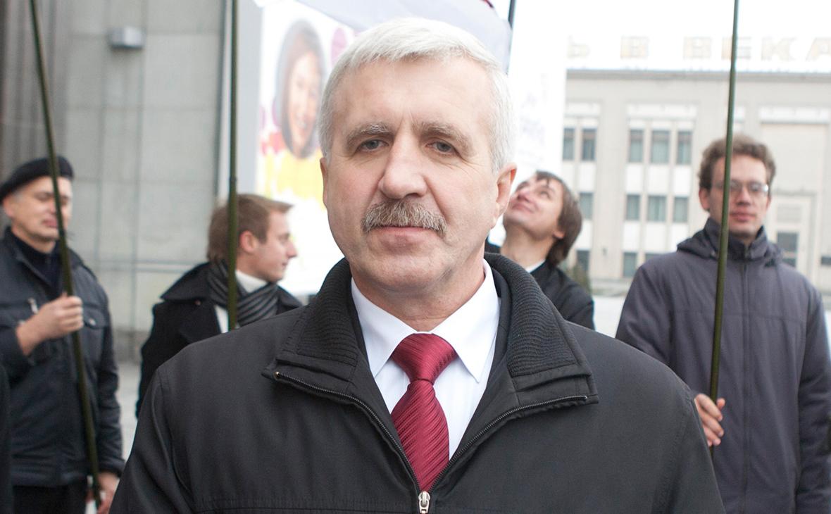 Григорий Костусев