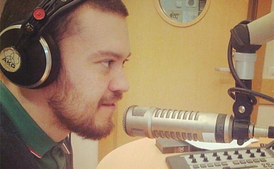 Редактор информационного агентства «Национальная служба новостей» (НСН) Александр Рубцов
