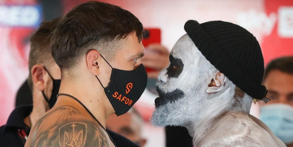 Фото: пресс-служба промоутерской компании Matchroom Boxing