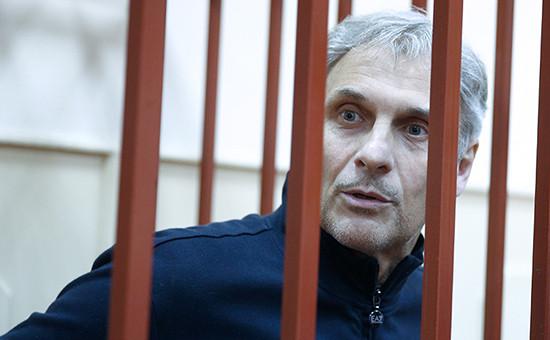 Обвиняемый по делу о получении взятки бывший губернатор Сахалина Александр Хорошавин