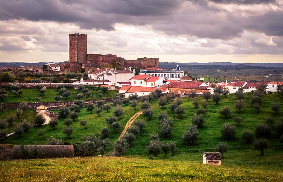 Провинция Алентежу, Португалия