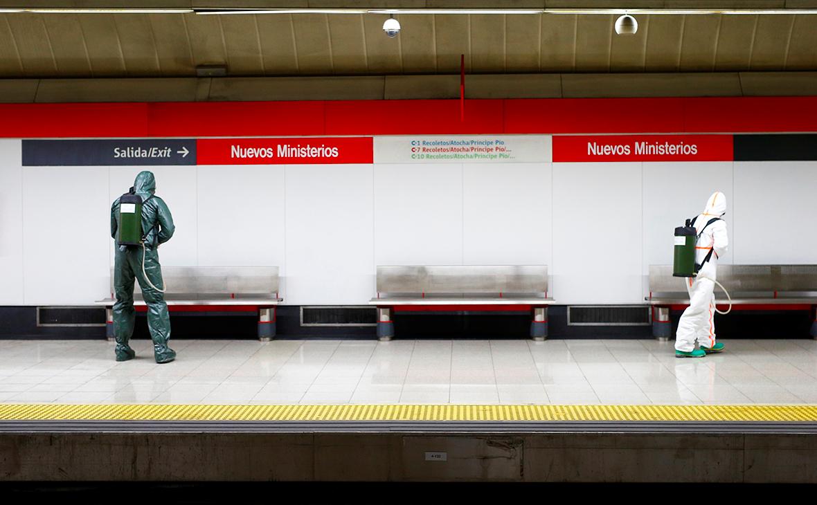 Фото: Javier Barbancho / Reuters