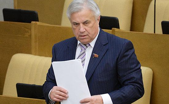 Депутат от КПРФ Иван Никитчук