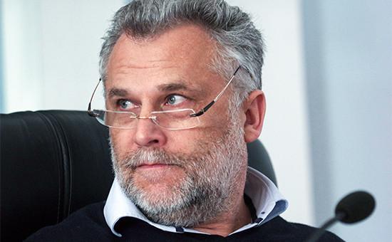 Экс-председатель Законодательного собрания Севастополя Алексей Чалый