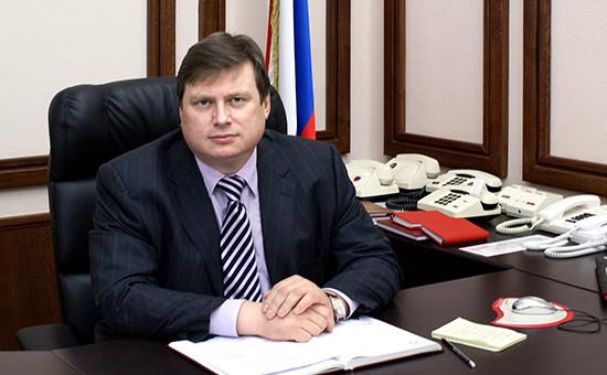 Заместитель министра промышленности и торговли РФ Андрей Дутов