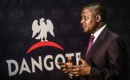 Основатель Dangote Group Алико Данготе