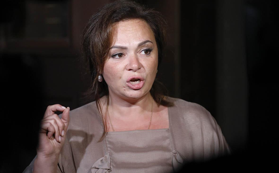 Наталья Весельницкая