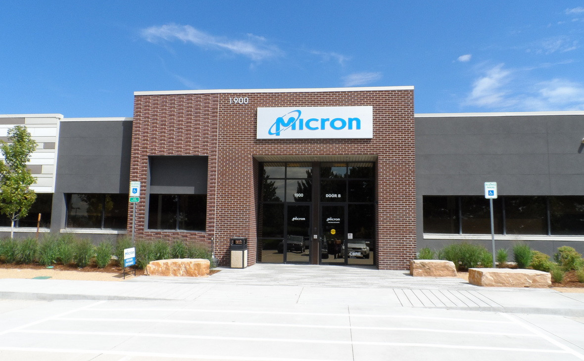 Фото: micron.com