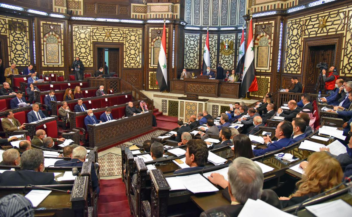 Народный совет Сирии