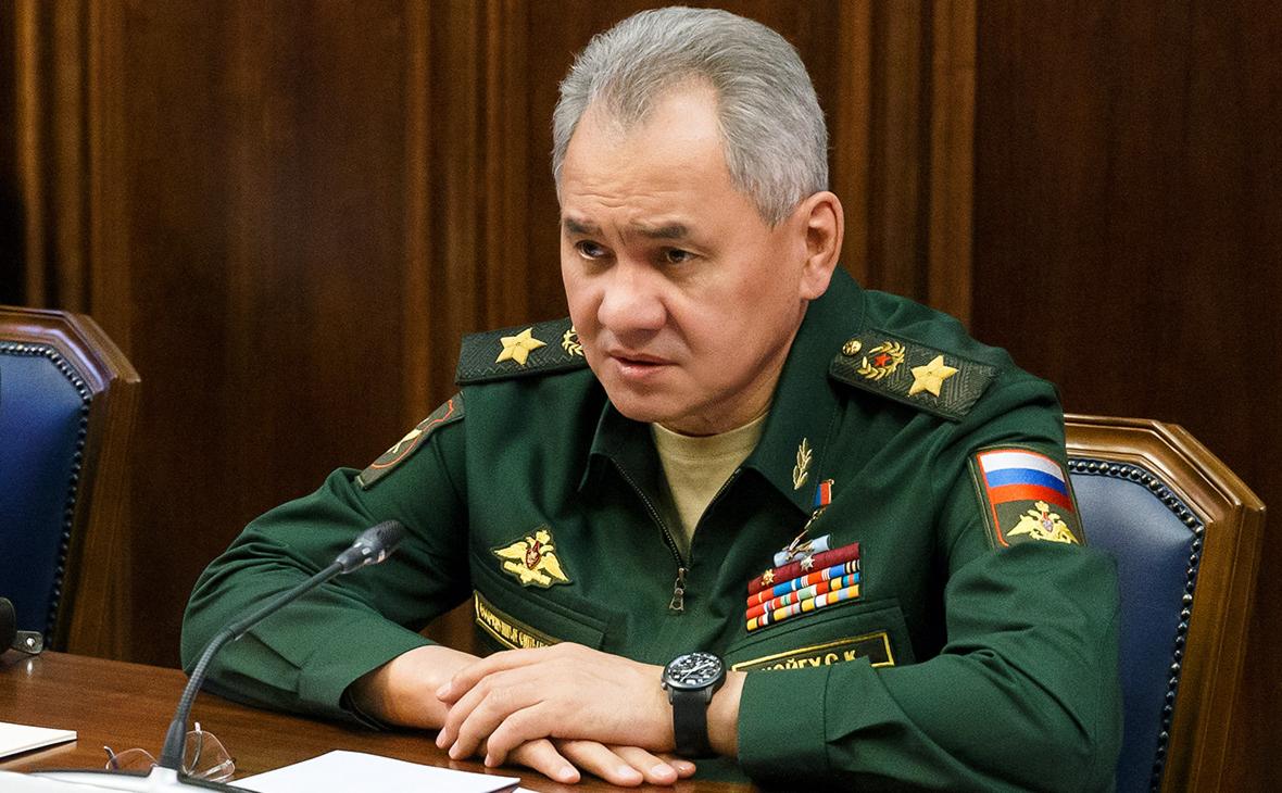 Шойгу сообщил об ответе России на действия США и НАТО в Европе
