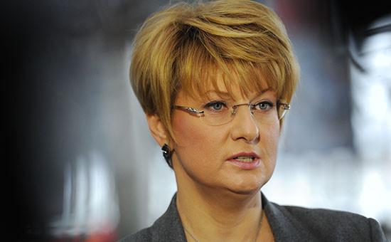 Экс-владелица «Трансаэро» Ольга Плешакова