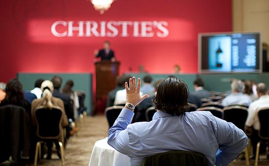На аукционе Christie's