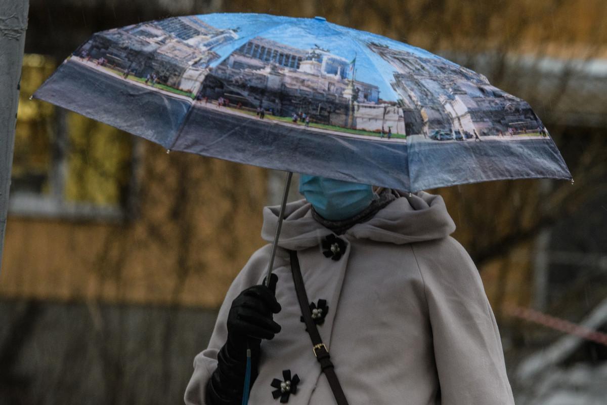 6 апреля возможен дождь