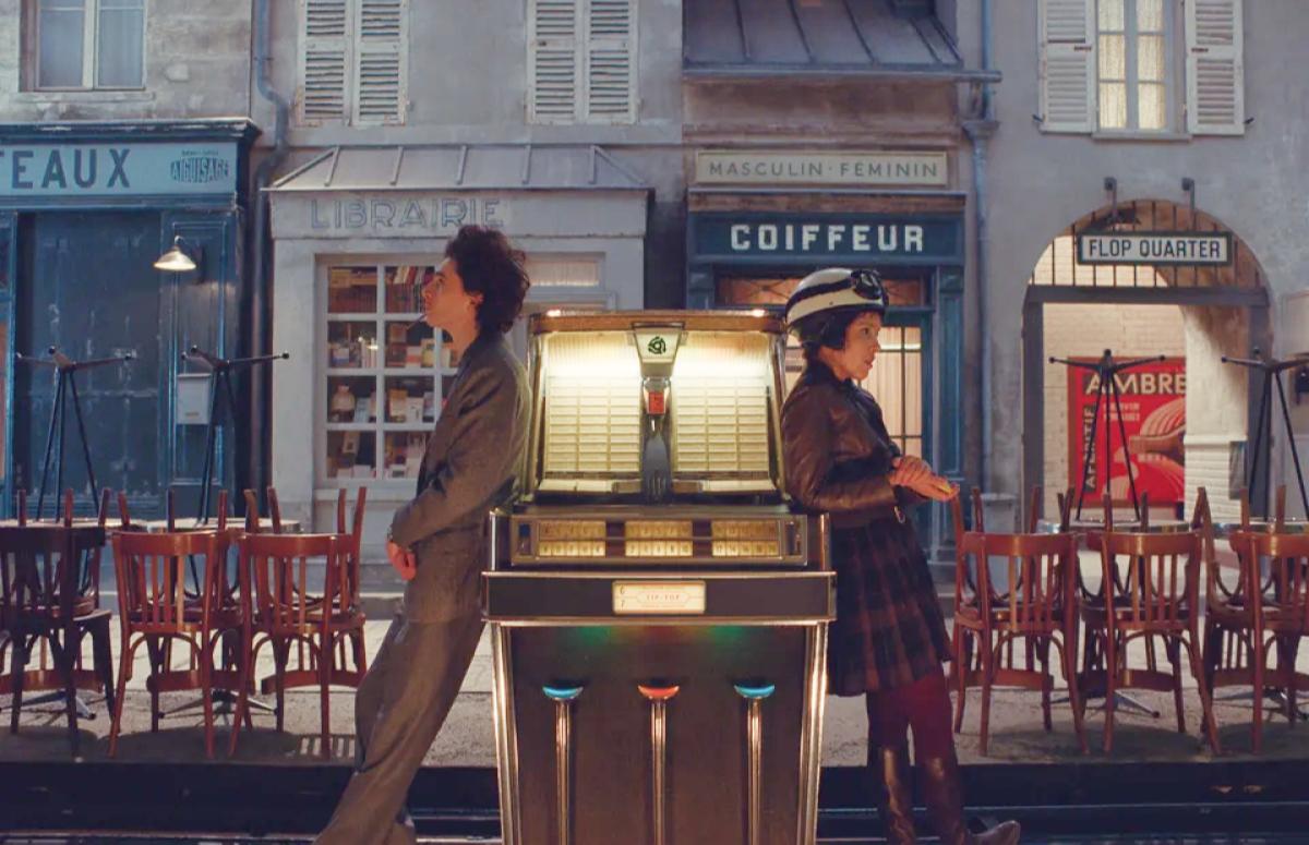 Кадр из фильма «Французский вестник»