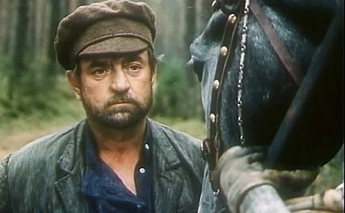 Владимир Любомудров, кадр из фильма «Завещание»