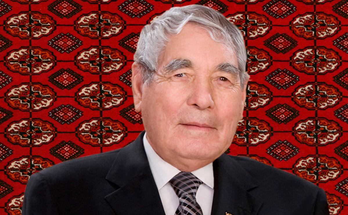 Мяликгулы Бердымухамедов