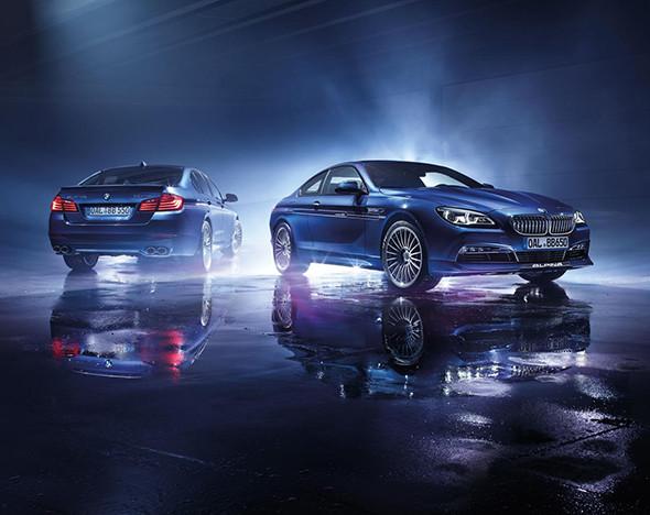 Фото: Alpina BMW