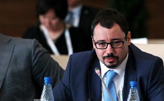 Замминистра по развитию Дальнего Востока Максим Шерейкин