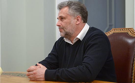 Председатель севастопольского парламента Алексей Чалый