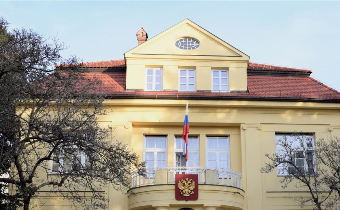 Посольство Российской Федерации в Словакии