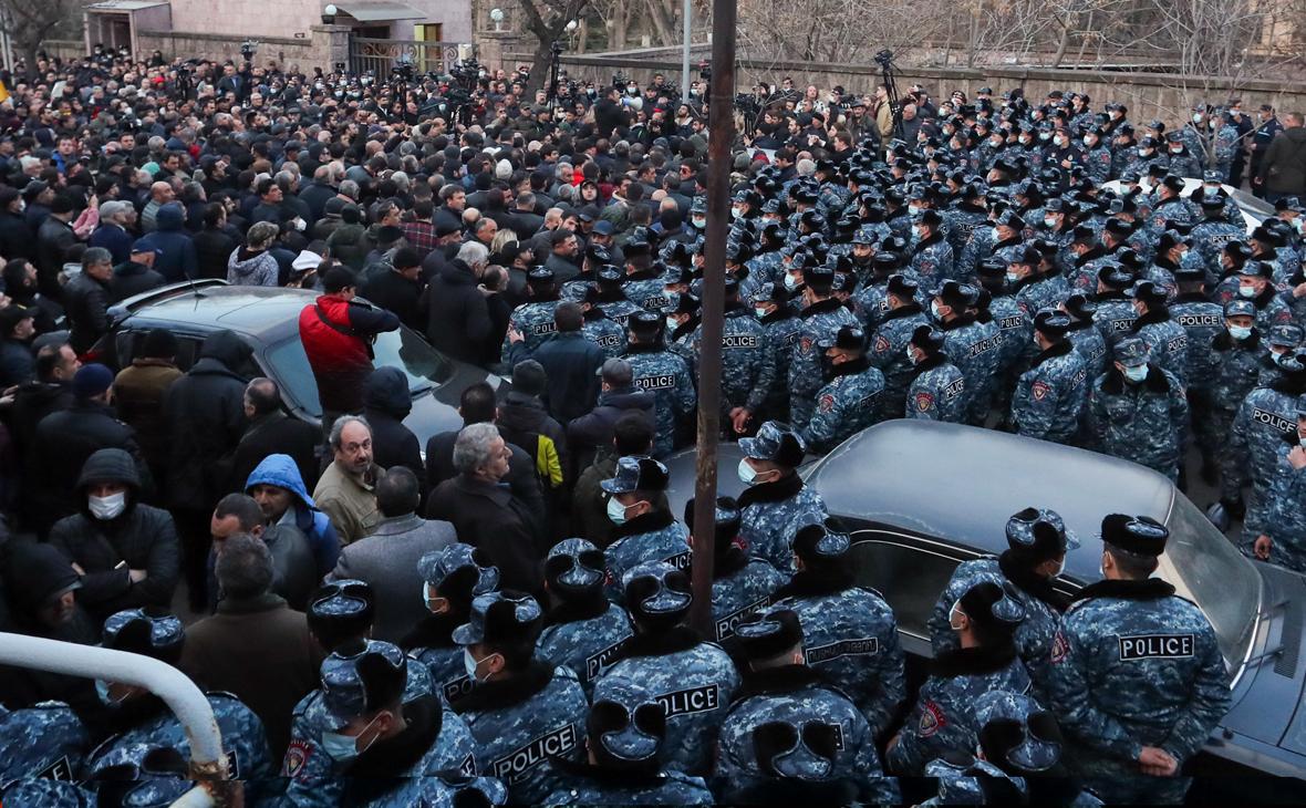 Фото: Хайк Багдасарян / Photolure / ТАСС