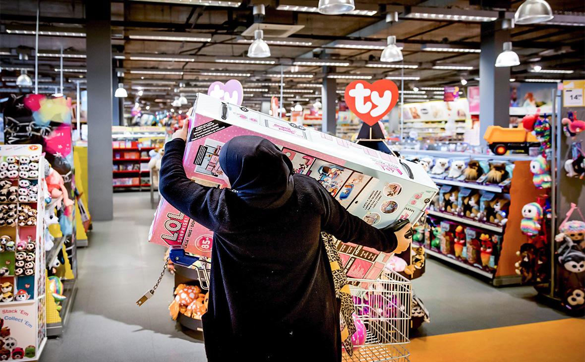 Фото: Koen Van WEeel / EPA / ТАСС