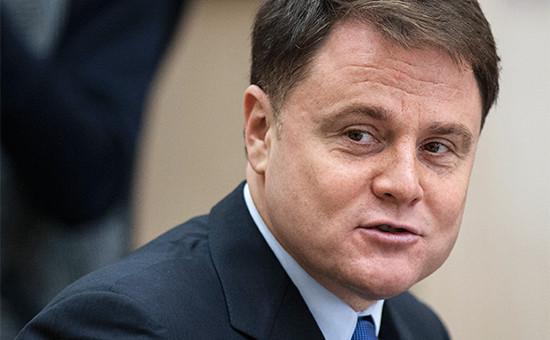 Экс-губернатор Тульской области Владимир Груздев