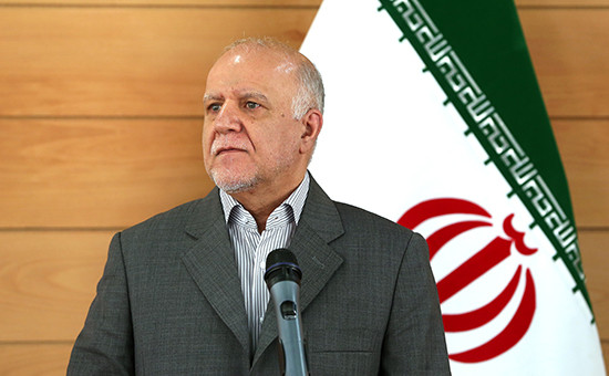 Министр нефти Ирана Биджан Занганех