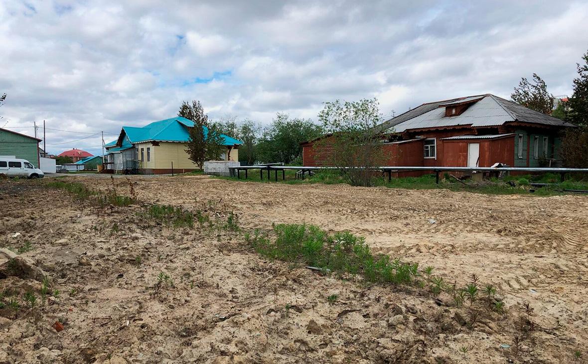 Салехард,Ямало-Ненецкий автономный округ