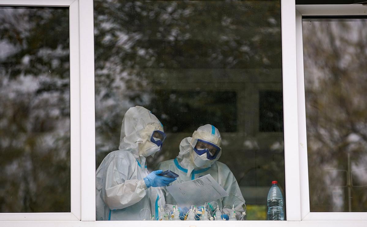 В России с начала пандемии выявили 4,5 млн заболевших коронавирусом