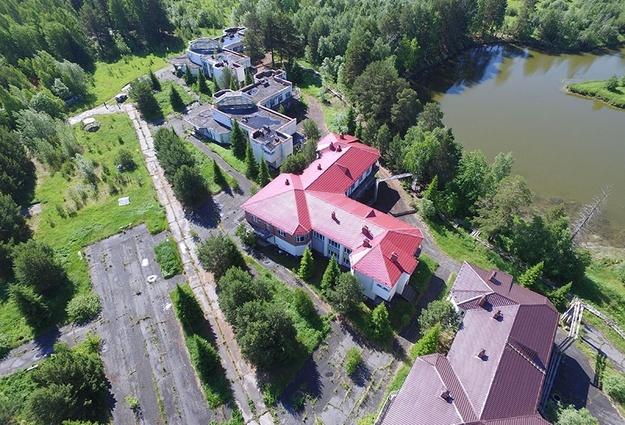 Стартовая цена санатория в Тобольске - 10 миллионов рублей