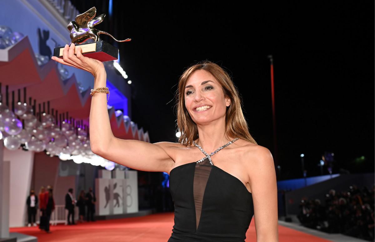 Одри Диван, режиссер лучшего фильма 78-го Венецианского кинофестиваля «Событие»