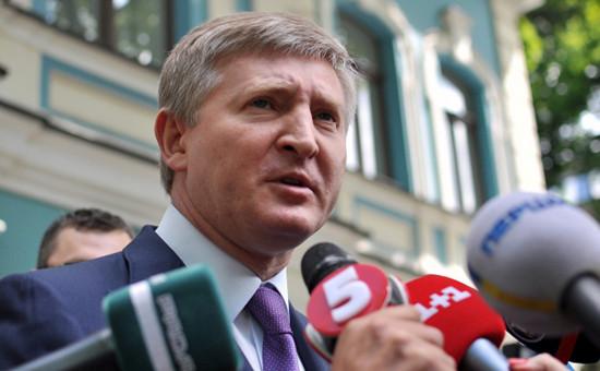 Бизнесмен РинатАхметов