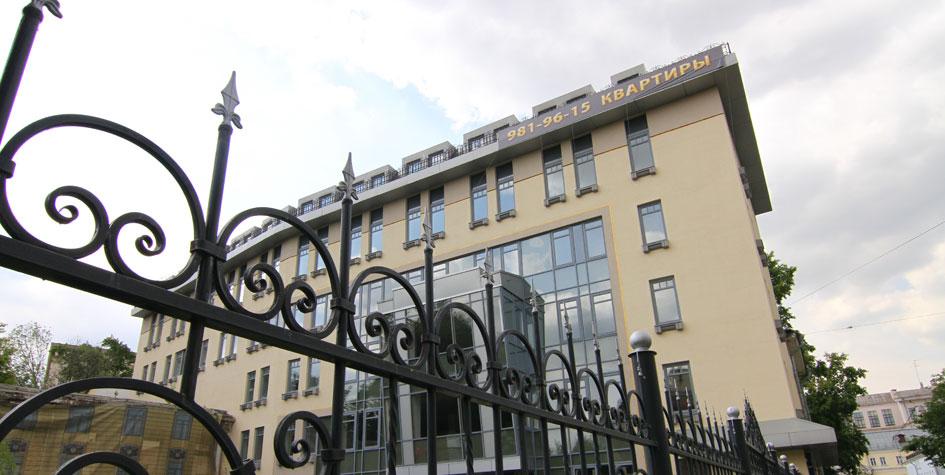 Клубный дом в Москве