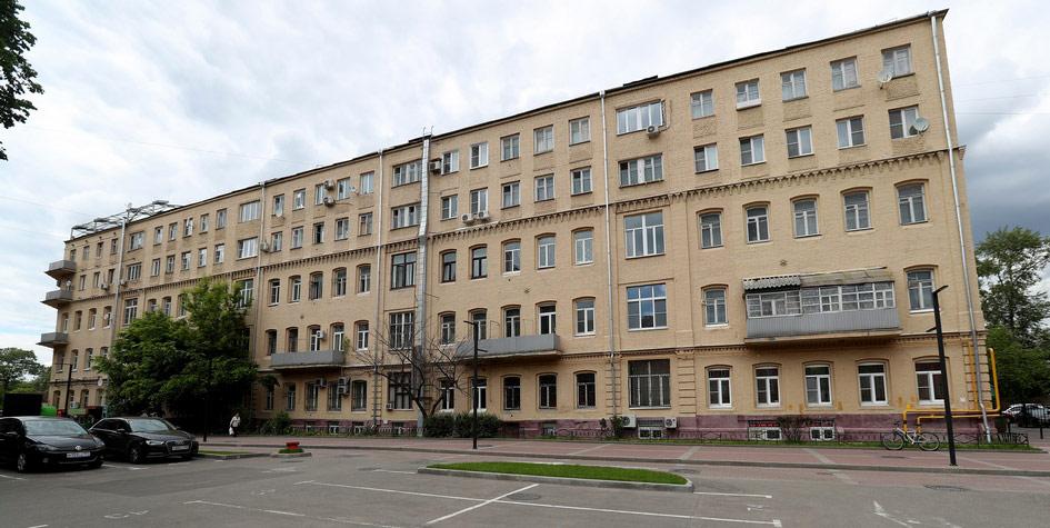 Дом на Варшавском шоссе, 7, построенный в 1889 году и реконструированный в 1930-е