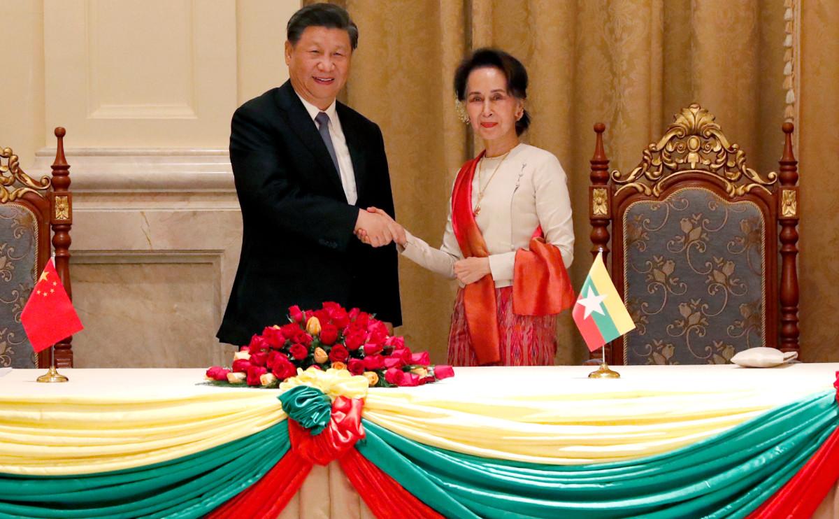 Фото: Nyein Chan Naing / AP