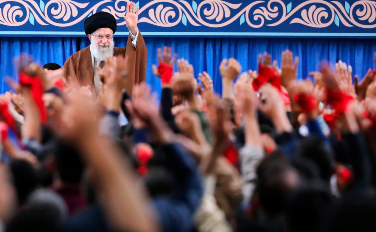 Фото: Пресс-служба аятоллы Али Хаменеи / AP