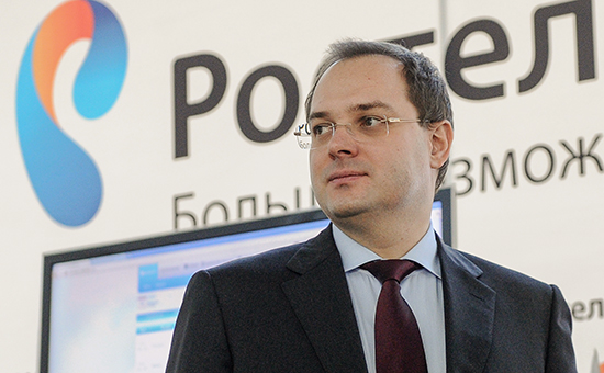 Бывший глава «Ростелекома» Александр Провоторов