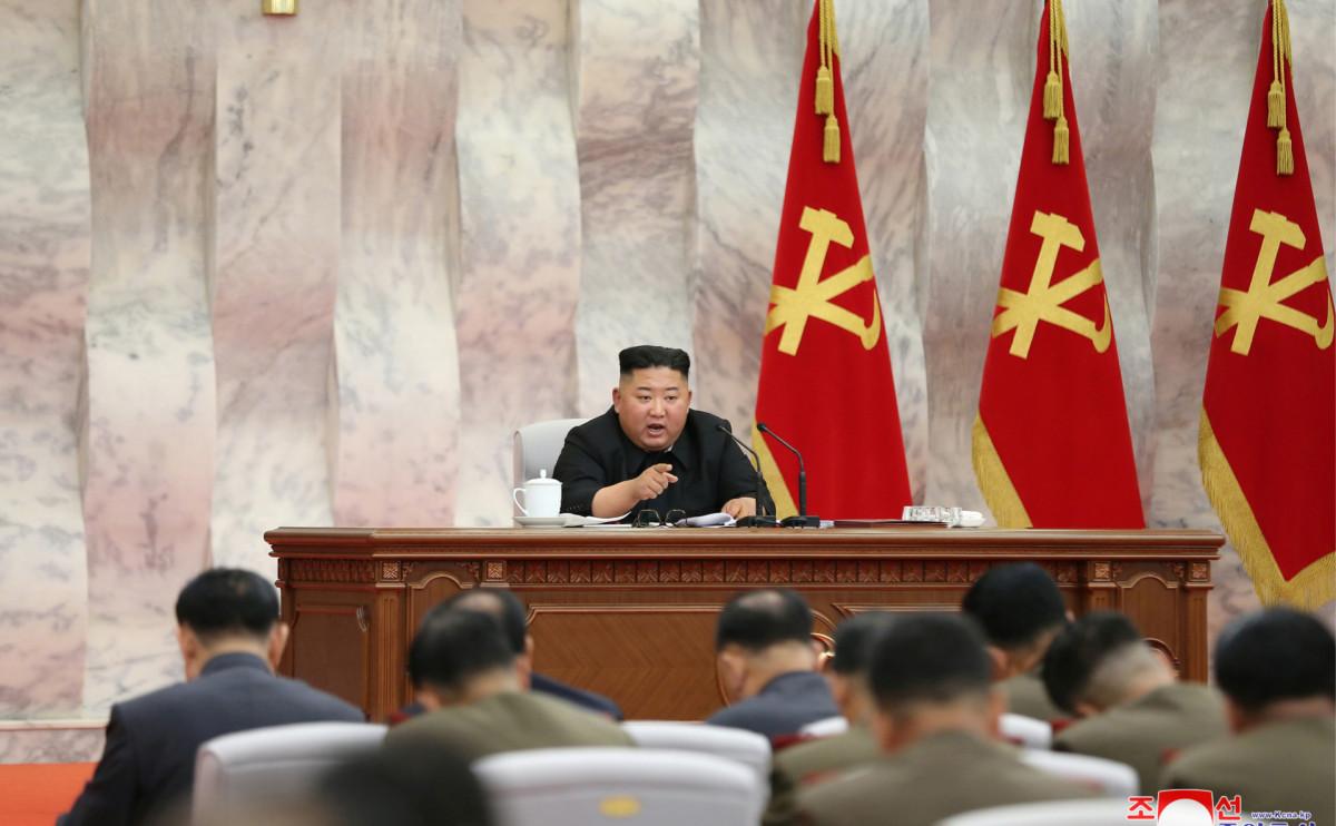 Фото: KCNA / Reuters