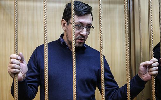 Лидеру националистического движения «Русские» Александр Белов (Поткин)