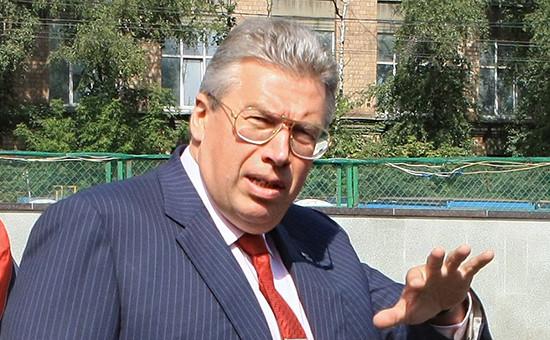 Президент НПО «Космос» Андрей Черняков