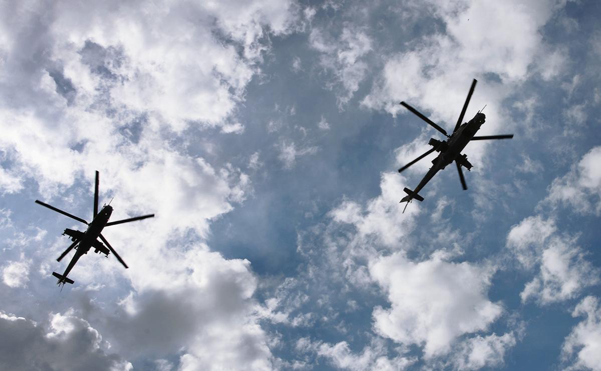 Вертолёты Ми-8
