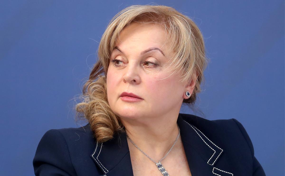 Памфилова заявила о желании США «оттоптаться» на российских выборах