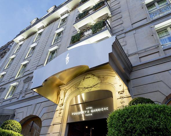 Фото: Hotel Fouquet's Barrière