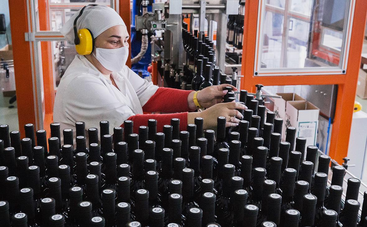 Винный завод«Массандра»