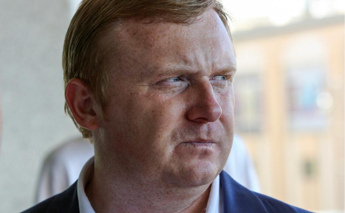 Кандидат в губернаторы Приморского края от КПРФ Андрей Ищенко